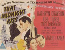 That Midnight Kiss lobby card (title card)